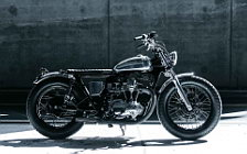 Wallpapers custom motorcycle Deus Ex Machina Raposa Prata 2016