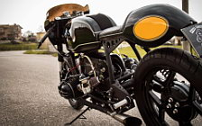 Wallpapers custom motorcycle Iron Pirate Garage BMW R 80 RT Pirate Edition 2016