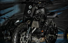 Wallpapers custom motorcycle Studio Motor The Temper 2 2016 Kawasaki Versys 650 2014