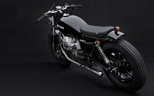 Wallpapers custom motorcycle Venier Diabola V65C 2015 Moto Guzzi V65C 1986